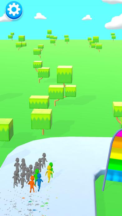 Color Runner 3D screenshot 4