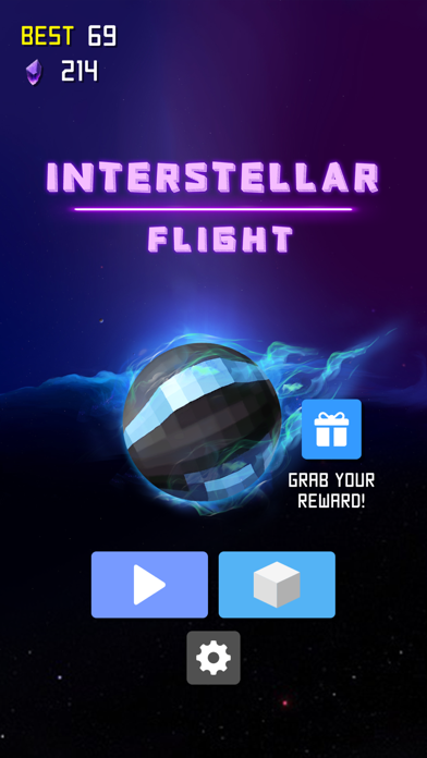 Interstellar flight