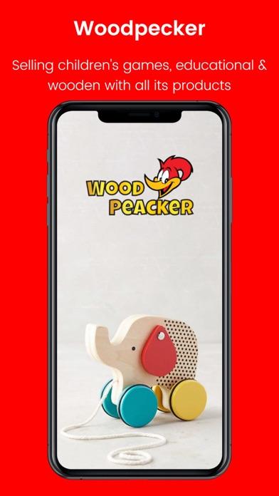 Woodpeckerلقطة شاشة1