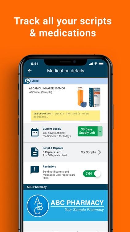 MedAdvisor Medications Manager screenshot-4