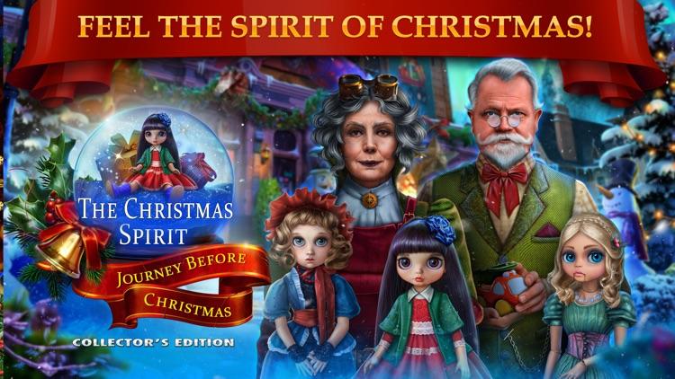 Christmas Spirit: Journey screenshot-4