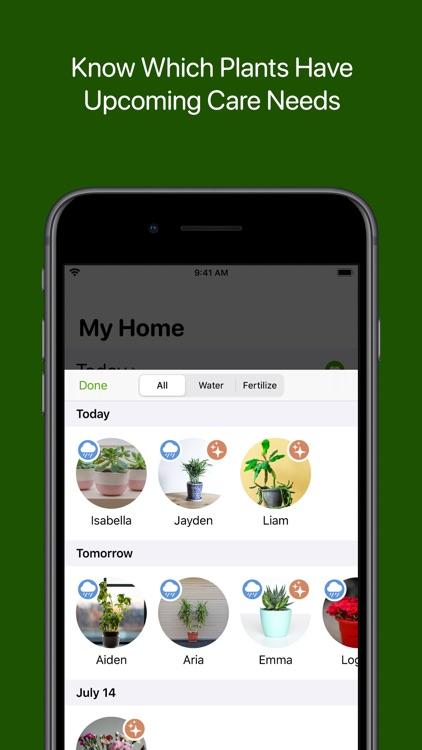 Droplet - Plant Care screenshot-3