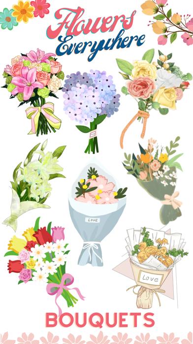 Flowers Everywhere Screenshot