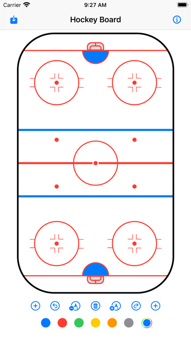 Hockey Board Screenshot