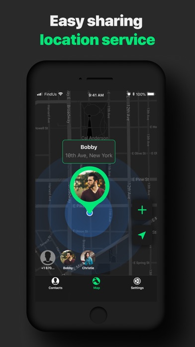 Cell Phone Tracker + by number Screenshot