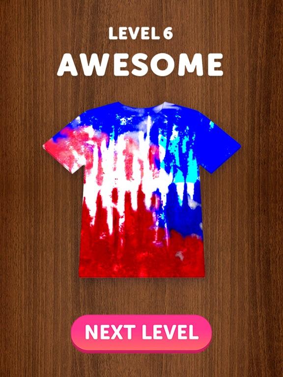 iPad Image of Tie Dye