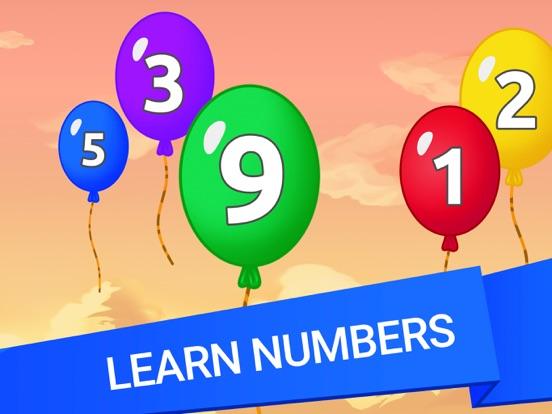 Balloon Pop Education for Kids screenshot 8