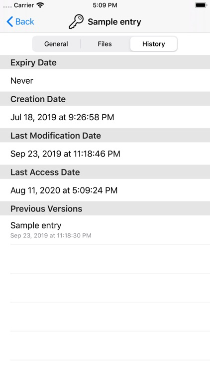 KeePassium Pro (KeePass) screenshot-5