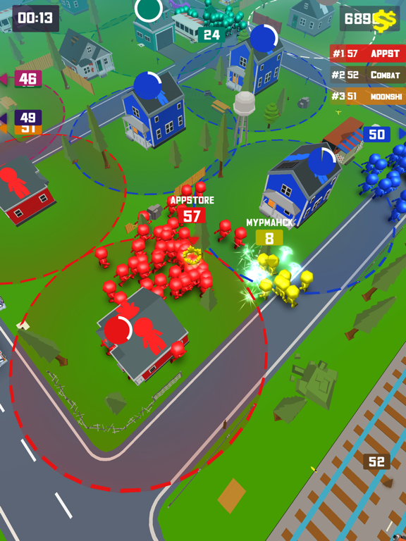 Riot Control 3D screenshot 20