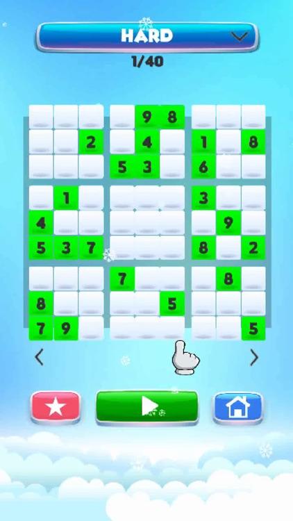 Sudoku: Best Brain Puzzle Game screenshot-3