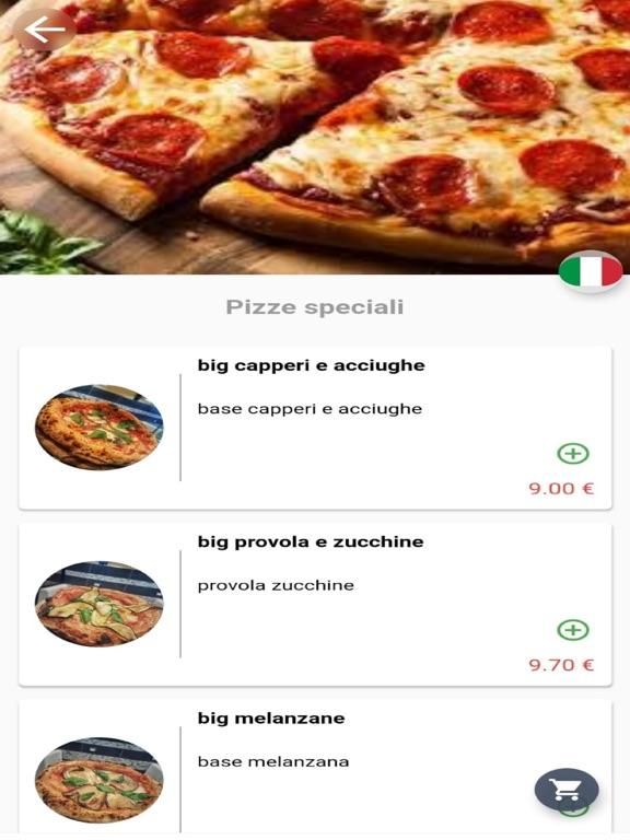 Pulcinella Pizzeria screenshot 5