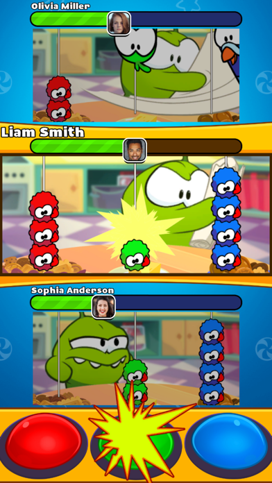 Om Nom Party screenshot 1