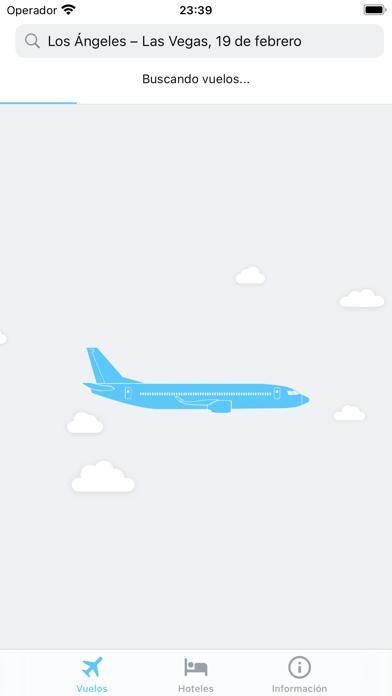 iTraveler - flights and hotelsCaptura de pantalla de2