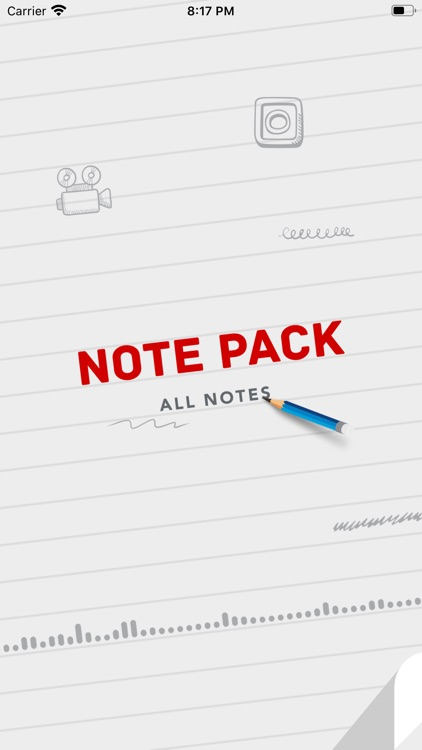 Note Pack - All Notes