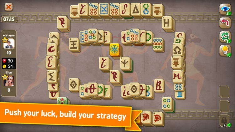 Mahjong Duels® Majong Board Go screenshot-3