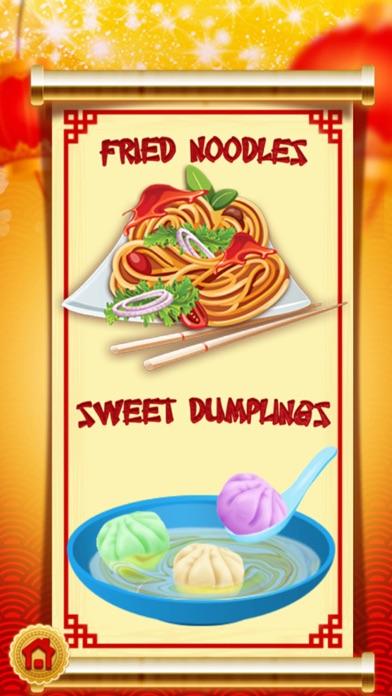 Cook Chinese Food Asian screenshot 1