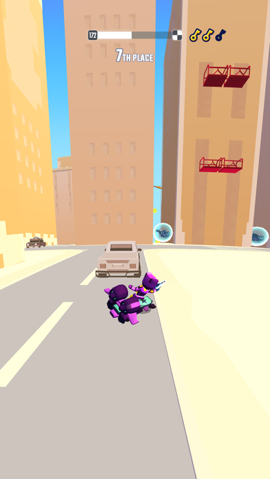 Swing Loops - Grapple Parkour screenshot 3