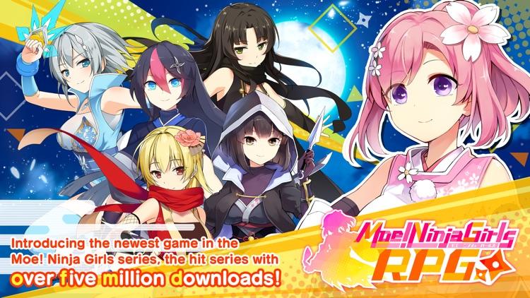 Moe! Ninja Girls RPG: SHINOBI screenshot-6