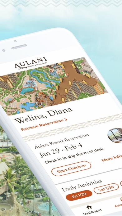 Aulani Resort screenshot 2