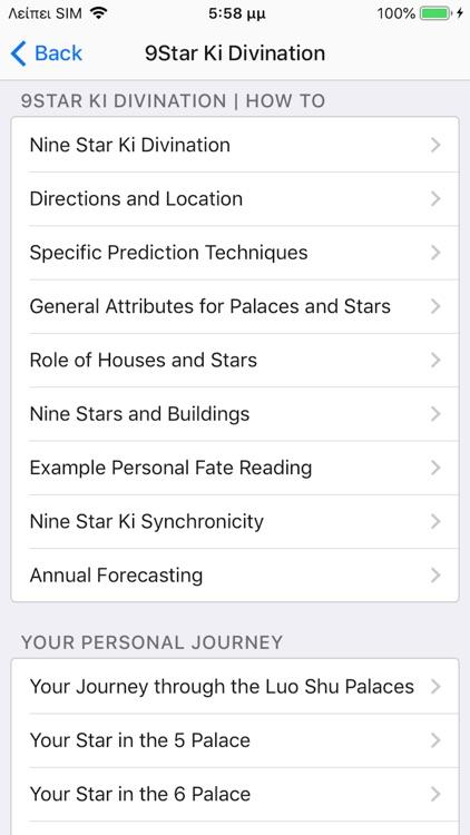 Nine Star Ki Astrology screenshot-8