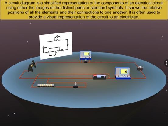 Electric Circuit Diagram screenshot 7