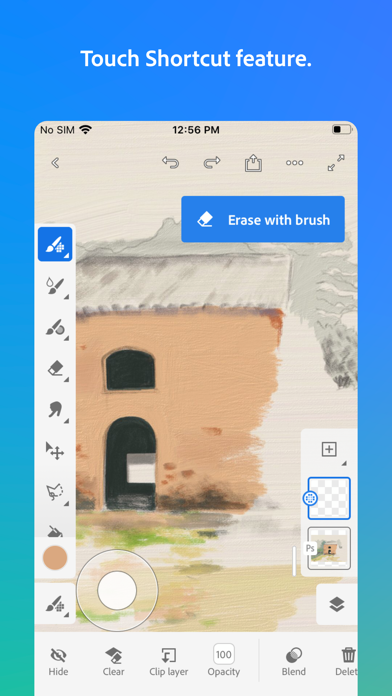 Adobe Fresco: Draw & Paint screenshot 6
