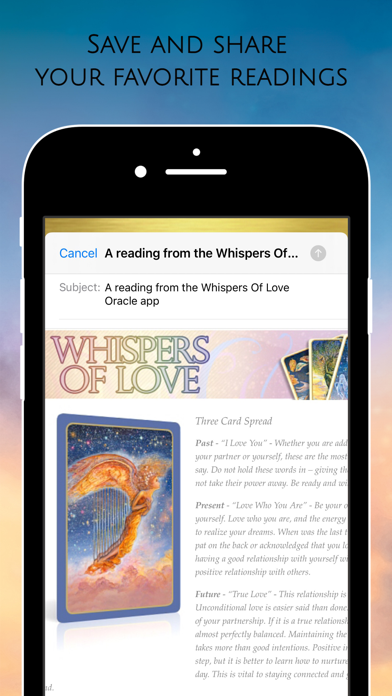 Whispers of Love Oracle screenshot 9