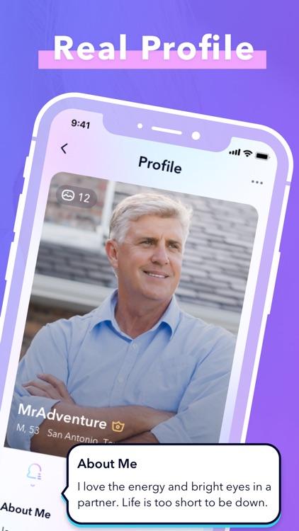 Age Match, Meet & Dating App screenshot-3
