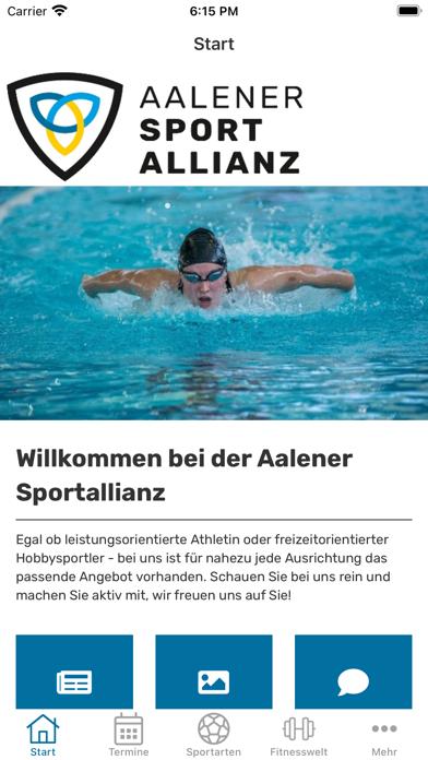 Aalener SportallianzScreenshot von 2