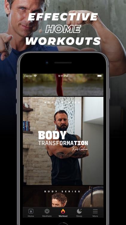 Ultrahuman: Workouts & Sleep screenshot-5