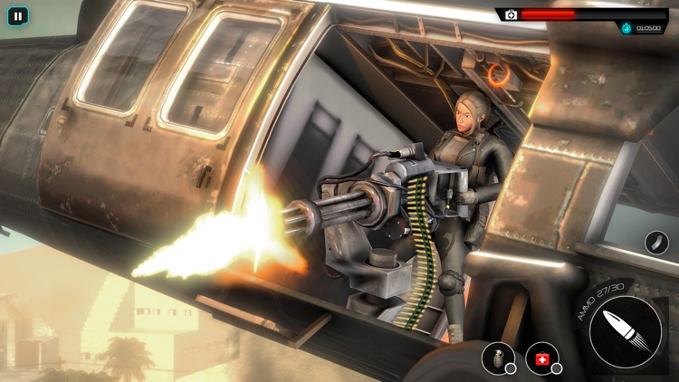 American Shooter : Cover Fire screenshot-4