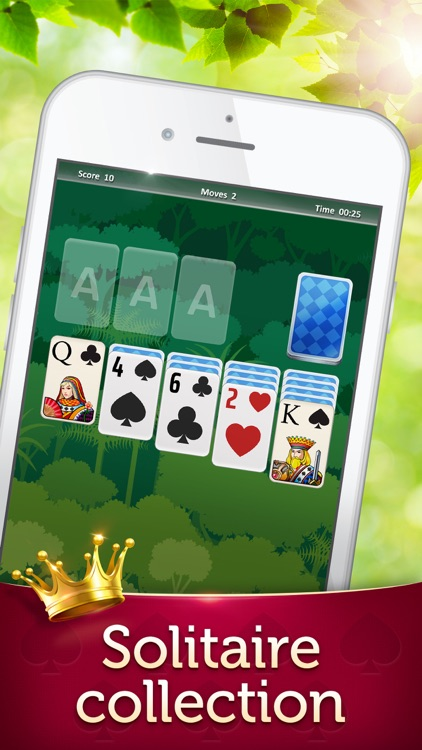Magic Solitaire - Card Games screenshot-0