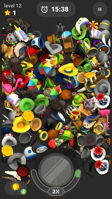 Merge 3D - Matching Pairs Game screenshot 2