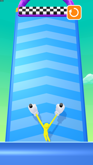 Handy Climber! screenshot 1