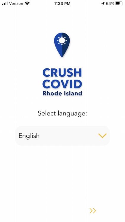 CRUSH COVID RI