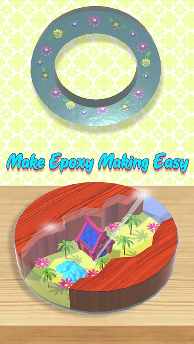 Repair Art! Crayon Epoxy Resin screenshot 5