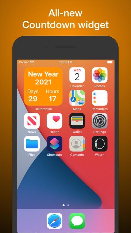 Smart Events Countdown screenshot-3