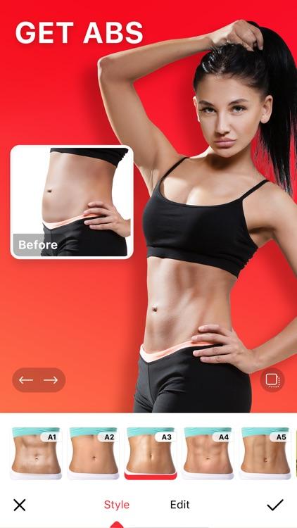 Body Tune: Slim & skinny photo