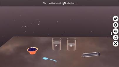 Matter has small particles screenshot 2