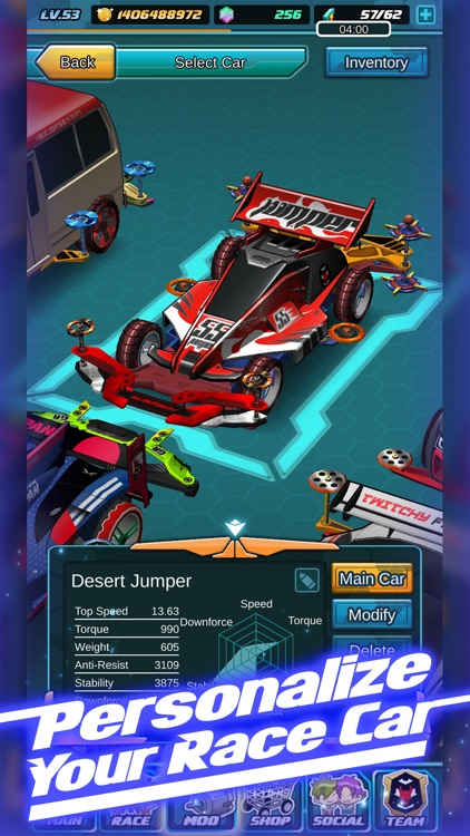Mini Legend - 4WD Racing Sim screenshot-3