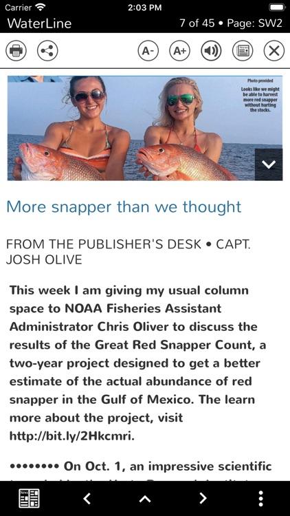 Waterline Weekly Magazine