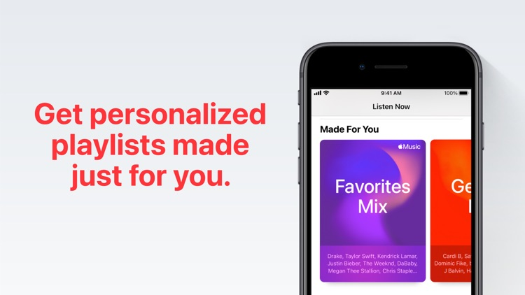 Apple Music screenshot-3
