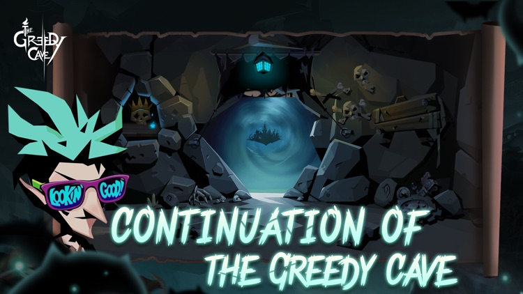 The Greedy Cave 2: Time Gate screenshot-0