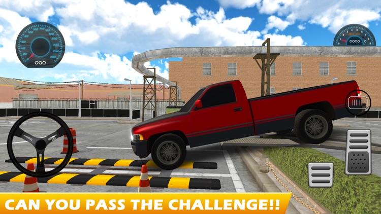Car Parking 3D - Driving Game screenshot-3