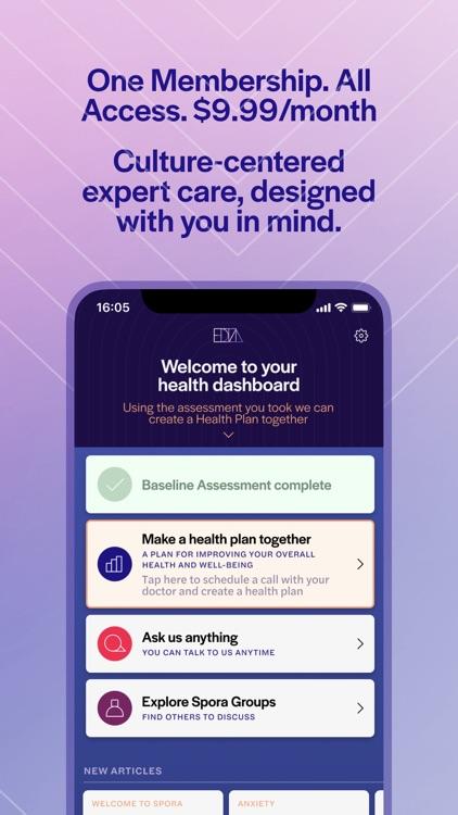 Spora Health - Online Doctors screenshot-4