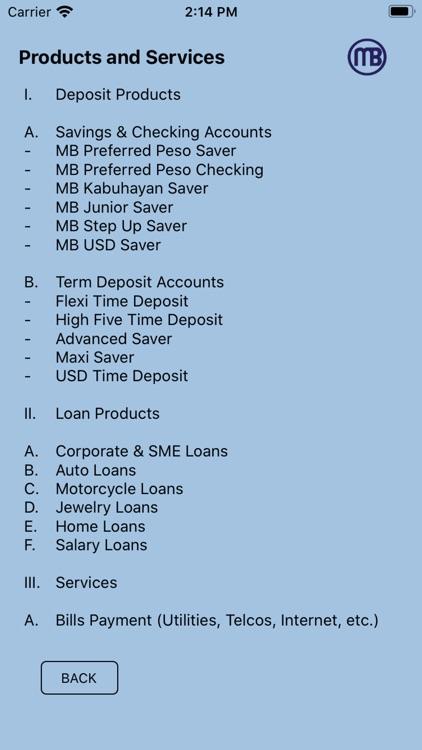 Malayan Bank Mobile Banking screenshot-9