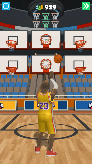 Basket Life 3D screenshot 4