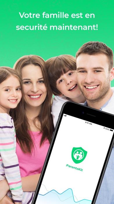 ParentsKit - Parental Control