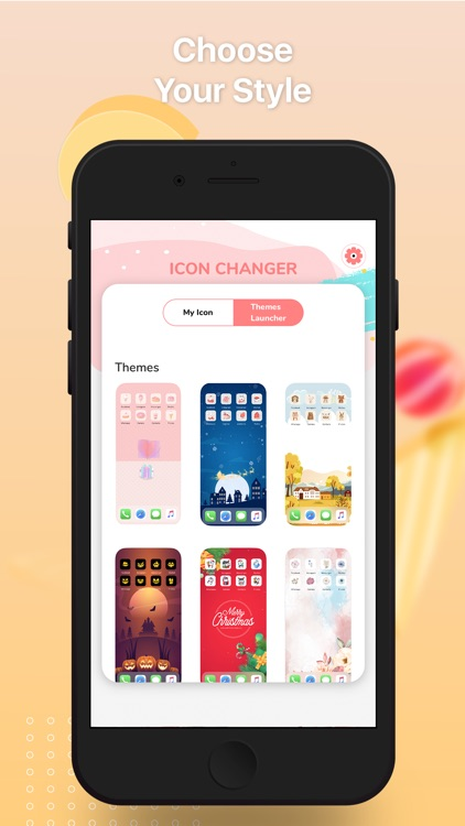 Icon Changer - App Icon Themer screenshot-6