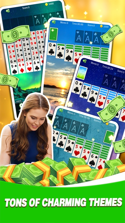 Solitaire Collections Win screenshot-4